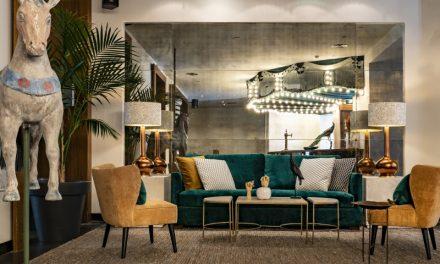 Reforma del hotel Vincci Soho por Alejandra Pombo