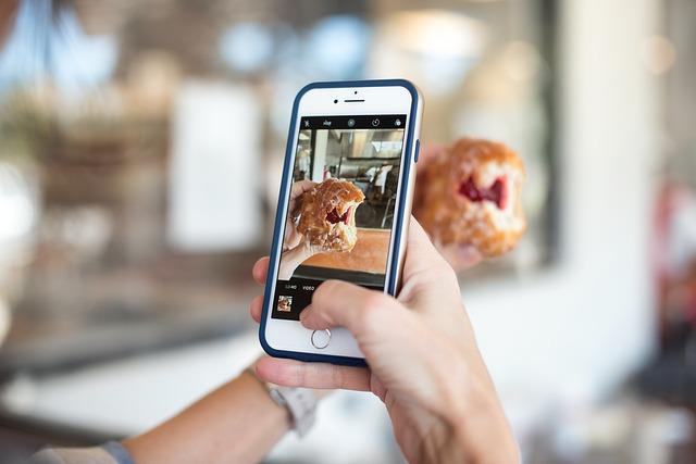 trucos fotos de comida en instagram