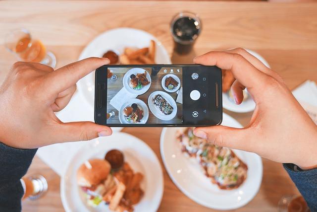 fotos de comida en instagram trucos