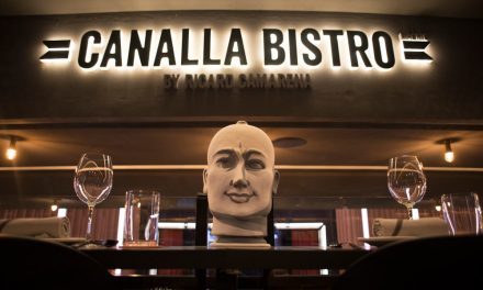 Canalla Bistro Madrid by Ricard Camarena