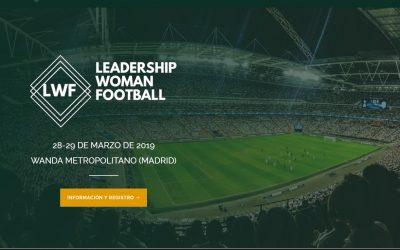 Leadership Woman Football