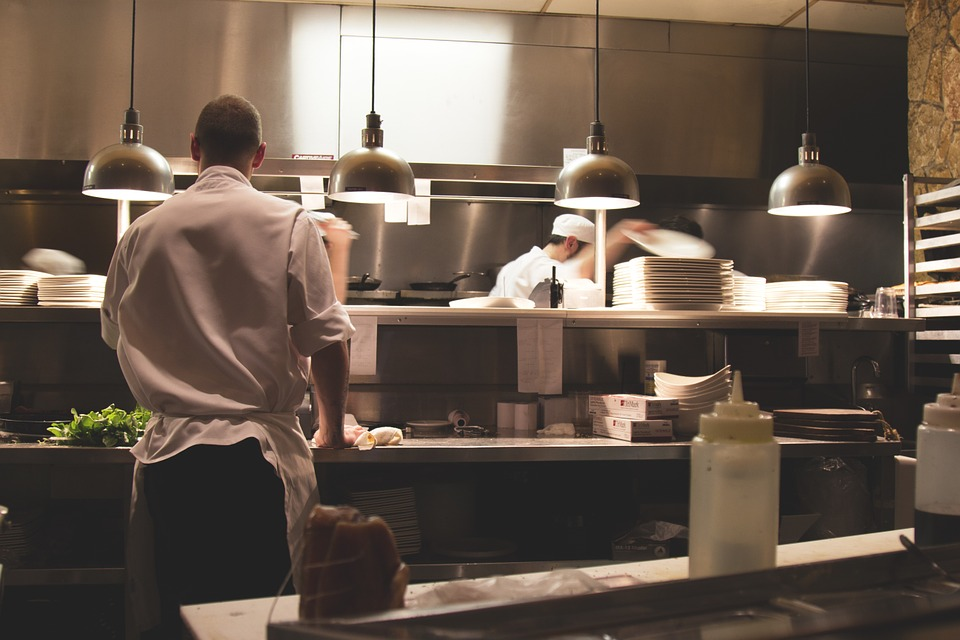 encontrar trabajadores ayudante de cocina app