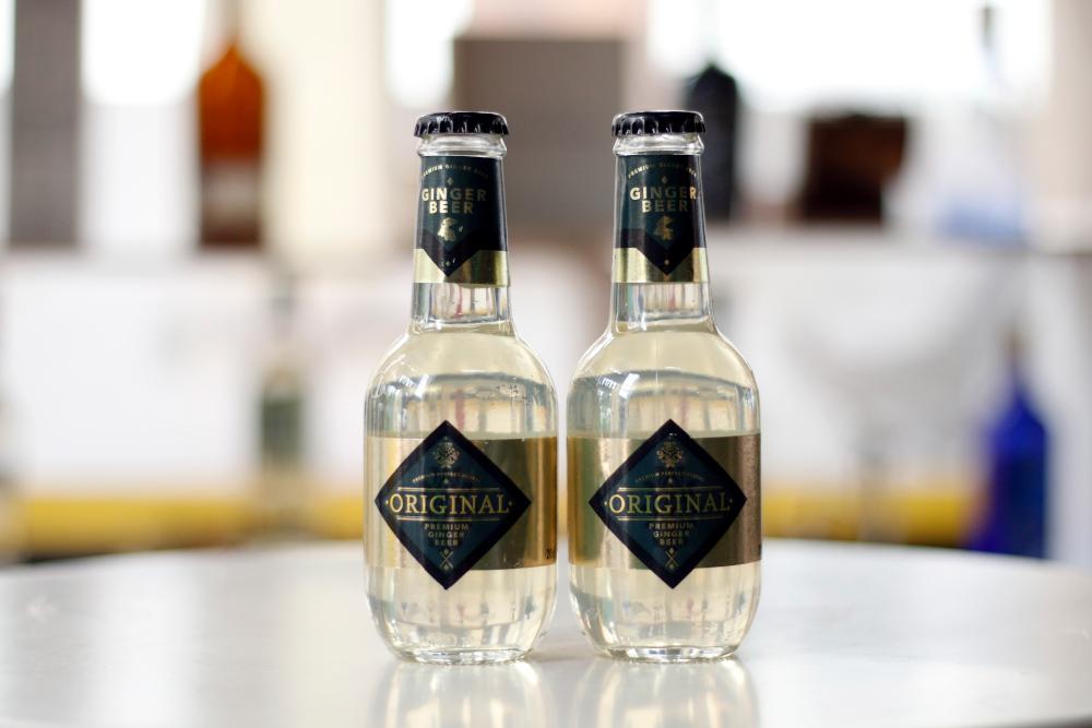 original ginger beer tonica premium