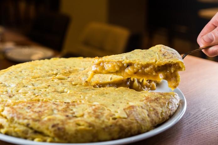 ¡Feliz día internacional de la tortilla de patatas!