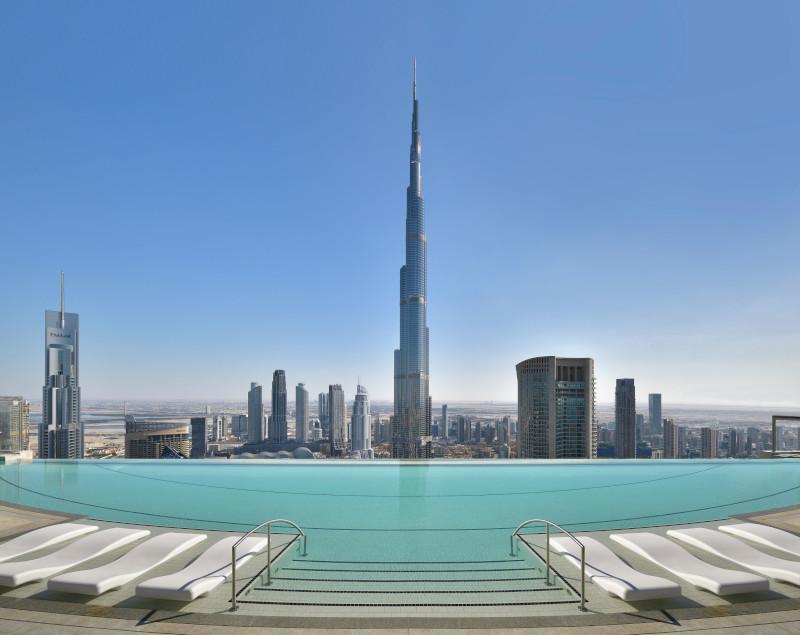 razones para visitar dubai burj khalifa